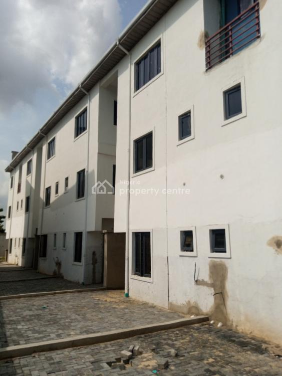 Newly Built 5 Units of 4 Bedrooms Terraced House with a Room Bq, Off Adeniyi Jones, Ikeja, Lagos, Terraced Duplex for Sale