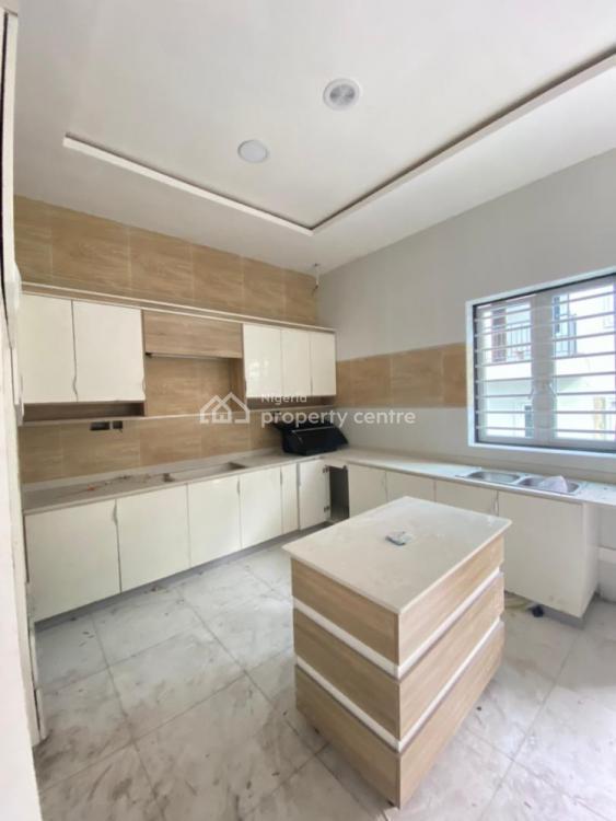 Luxury 5 Bedrooms Fully Detached Duplex House  with Bq, By Lekki 2nd Tollgate, Lekki, Lagos, Detached Duplex for Sale