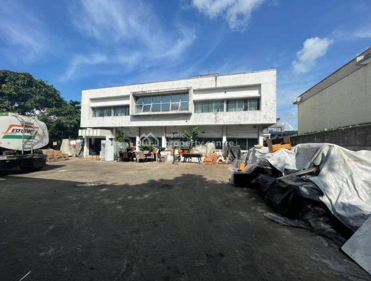 2475sqm Plot, Akin Adesola, Victoria Island (vi), Lagos, Mixed-use Land for Sale