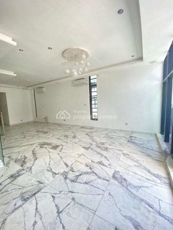 4 Bedroom Semi Detached Duplex with a Room Bq, Banana Island, Ikoyi, Lagos, Semi-detached Duplex for Sale