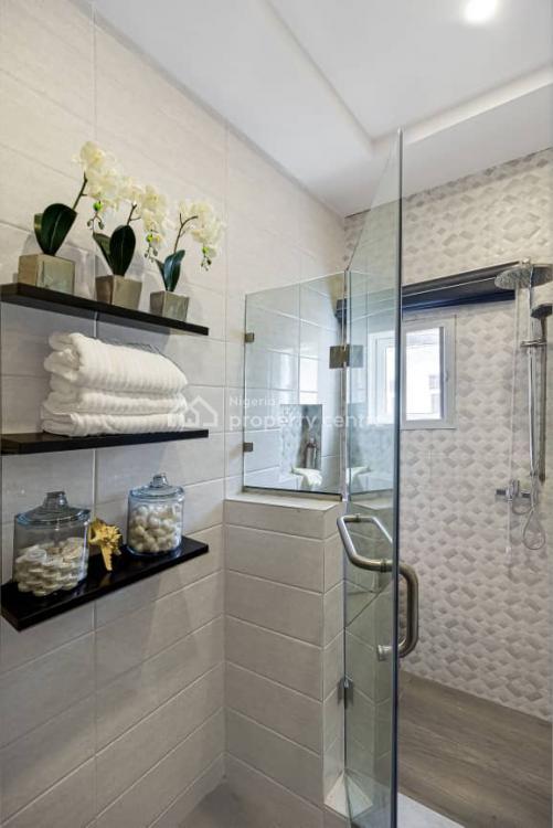 Stunning 3 Bedroom, After Vgc, Lekki, Lagos, Semi-detached Duplex Short Let