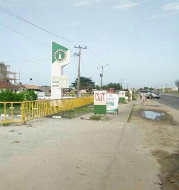 Petrol Filling Station, Lekki-epe Express Way, Lekki, Lagos, Filling Station for Sale