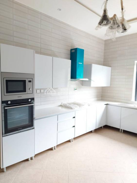 Newly Built 4 Bedrooms Terrace Duplex with Pool, 1st Avenue, Banana Island, Ikoyi, Lagos, Terraced Duplex for Sale