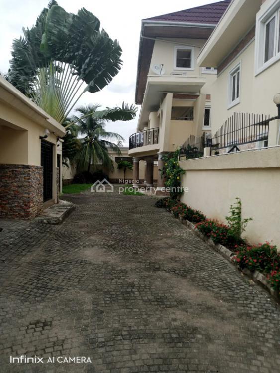 Massive 9 Bedrooms Detached Detached House, Estate, Banana Island, Ikoyi, Lagos, Detached Duplex for Sale