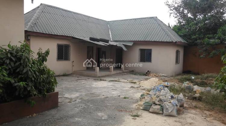 3 Bedroom Boungalow on 1200sqm, Ajah, Lagos, Detached Bungalow for Sale