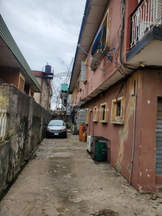 a Block of 4 Flats, Somosu Street, Aguda, Surulere, Lagos, Block of Flats for Sale