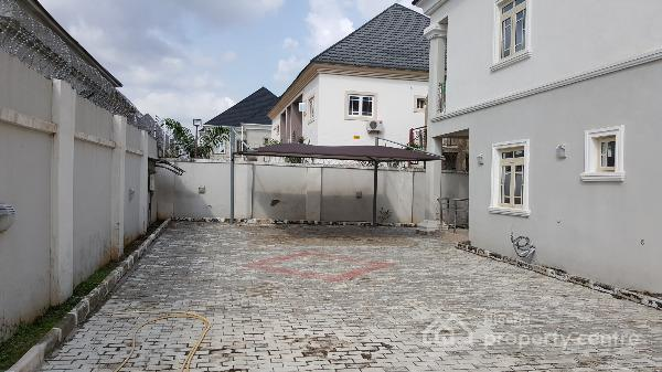 Brand New and Lovely Finished Two Wings of 4 Bedroom Duplex with Boys Quarters, Gwarimpa, Accessible From Charley Boy House Road, Kafe, Abuja, Semi-detached Duplex for Sale
