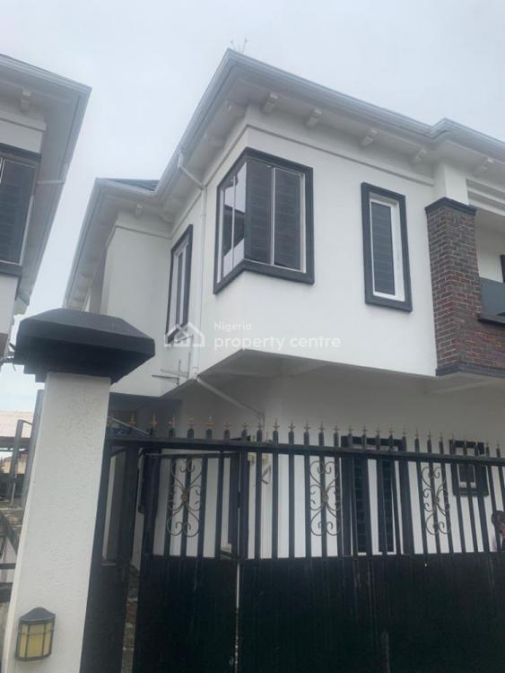 4 Bedroom Fully Detached Duplex (pcl-220), Osapa, Lekki, Lagos, Detached Duplex for Sale