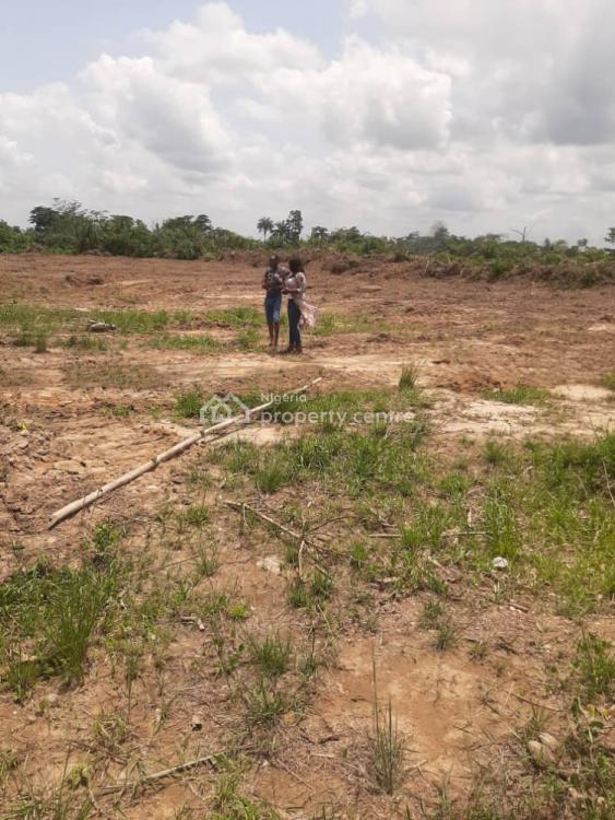 100% Dry with Instant Allocation, Cedarwood Court, Before The Novare Mall ( Shoprite), Sangotedo, Ajah, Lagos, Residential Land for Sale