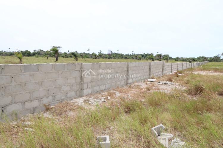 Very Prestigious Estate Built in a Fast Developing Serene Estate, Oju Agbe, Ibeju Lekki, Lagos, Mixed-use Land for Sale