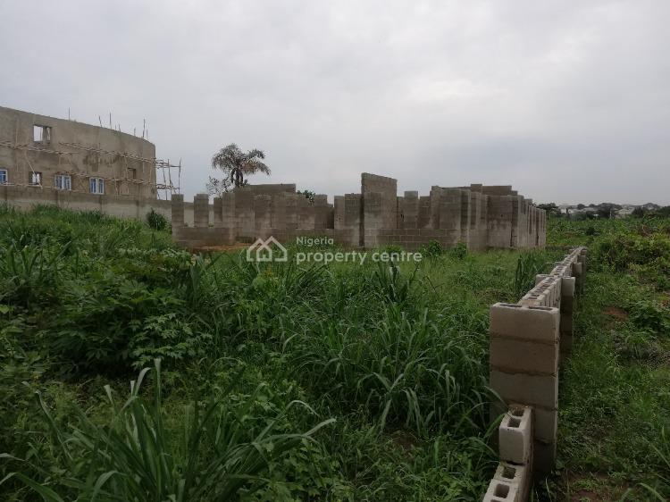 Half Plot of Land in a Very Good Location at Giveaway Price, Elepe, Ikorodu, Lagos, Land for Sale