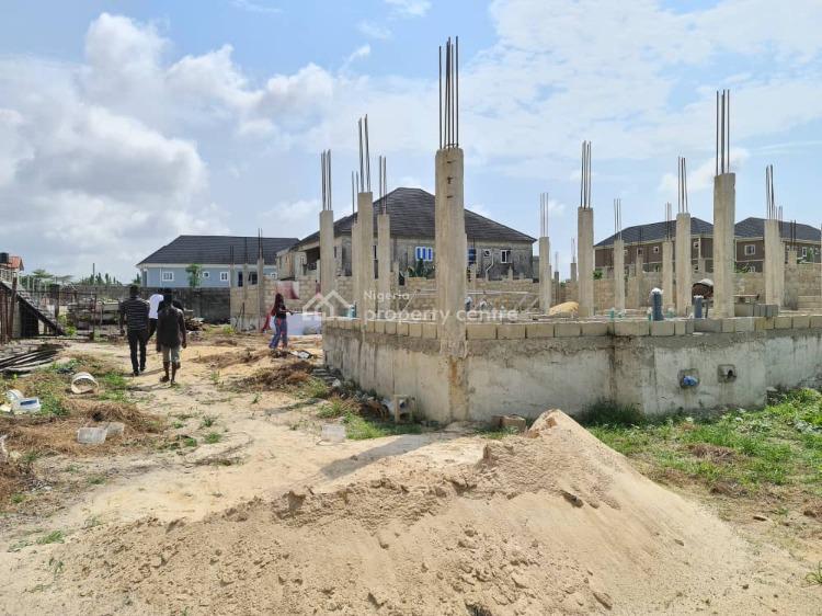 Available 1478.207 Sqm Land, Blenco Supermarket Off Lekki Epe Expressway, Ajah, Lagos, Land for Sale