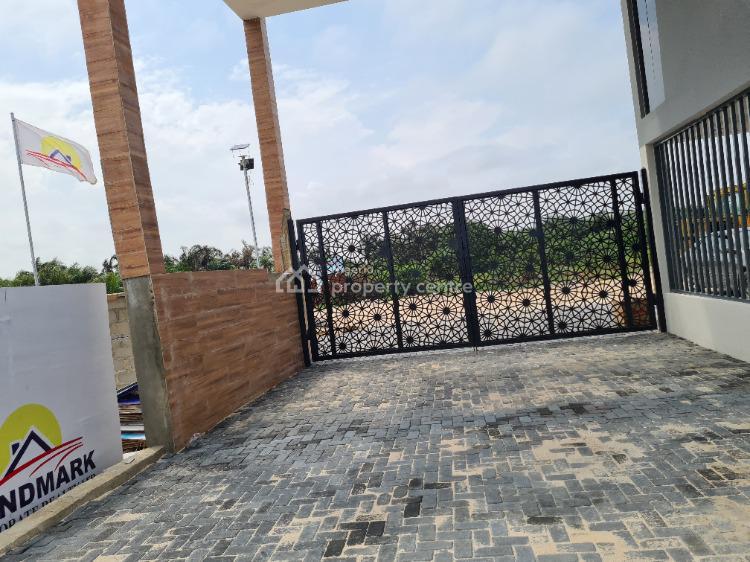 Automated 3 Bedroom Semi Detached Duplex Excellent Facilities, Lekki, Lagos, Semi-detached Duplex for Sale