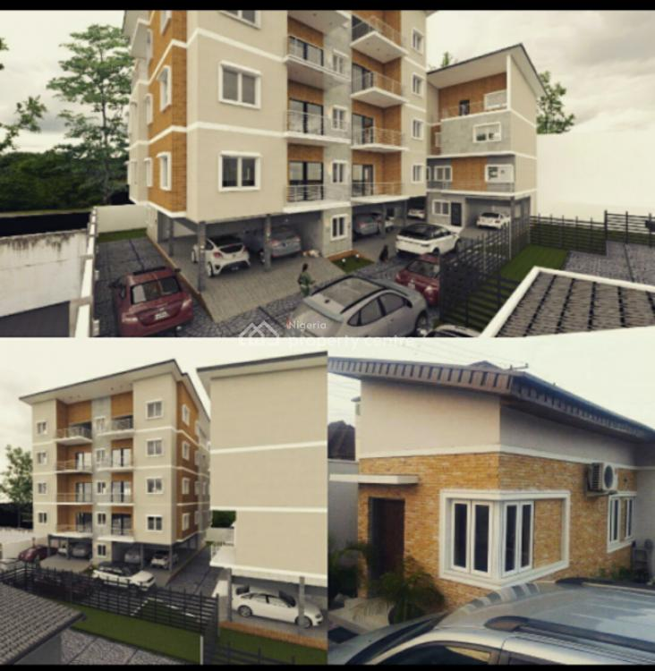 4 Numbers of 3 Bedroom Flats,, Off Freedom Way, Lekki Phase 1, Lekki, Lagos, Flat / Apartment for Sale