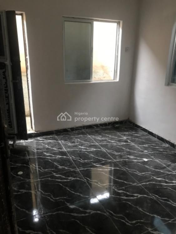 Newly Built Room Self Contained with Pre Meter, Pop, Gated and Fenced., Off Oluwadere Road, Fola Agoro, Yaba, Lagos, Self Contained (single Rooms) for Rent