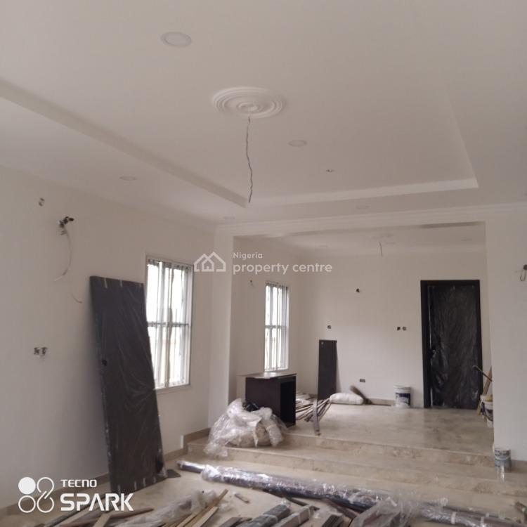 Brand New, Exquisitvely Built & Spacious 5 Bedroom Duplex + 2 Room Bq, Pinnock Beach, Osapa, Lekki, Lagos, Semi-detached Duplex for Rent