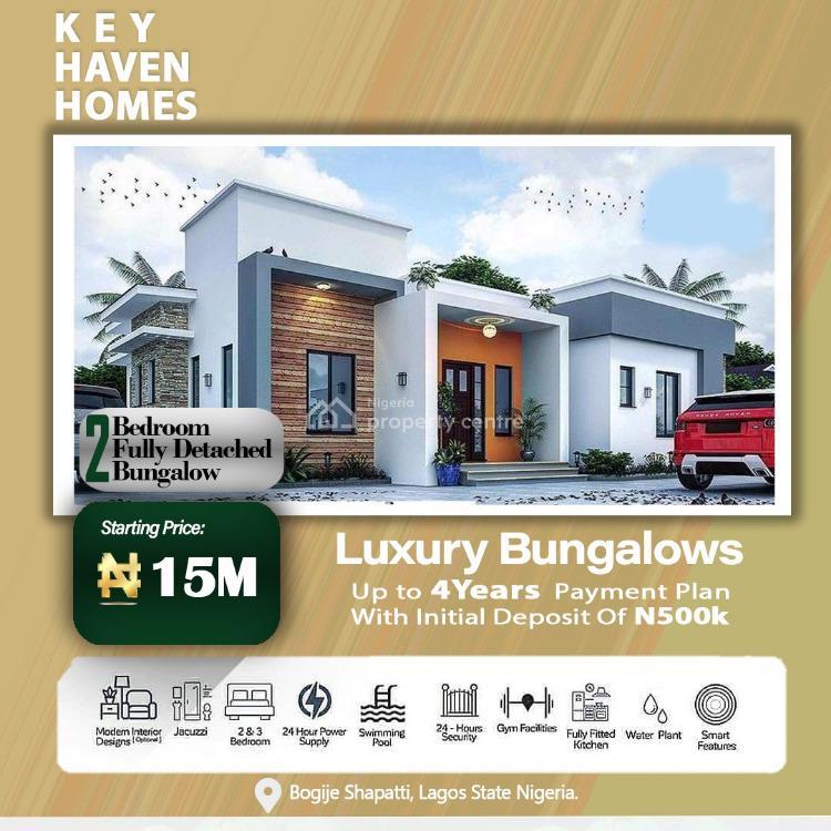 Introducing, Bogije Shapati Area Key Haven Homes, Ibeju Lekki, Lagos, Detached Duplex for Sale