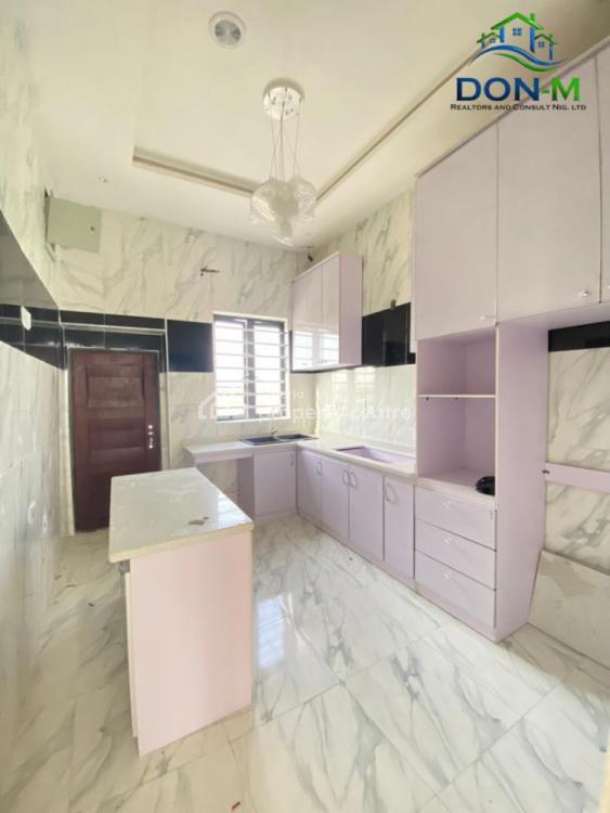 4 Bedroom Luxury Semi Detached Duplex, Chevron, Lekki Phase 2, Lekki, Lagos, Semi-detached Duplex for Sale