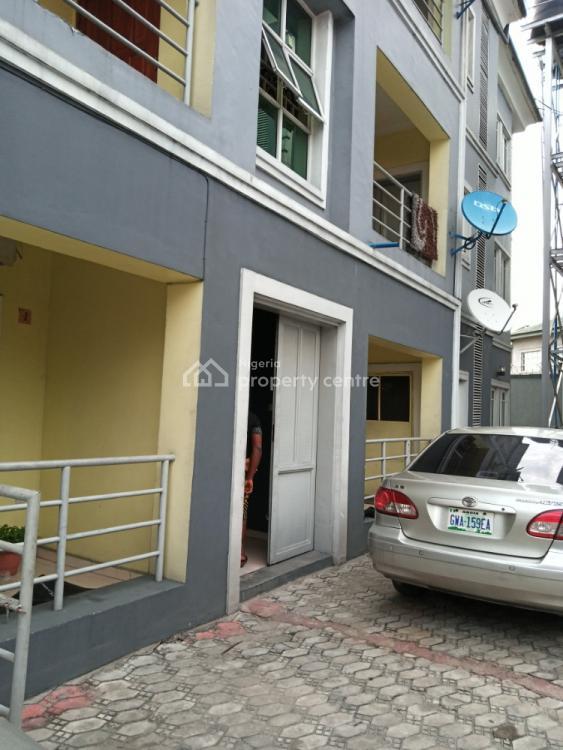 Lekki Standard 2 Bedroom Flat with Steady Light, Eliozu, Port Harcourt, Rivers, Flat for Rent