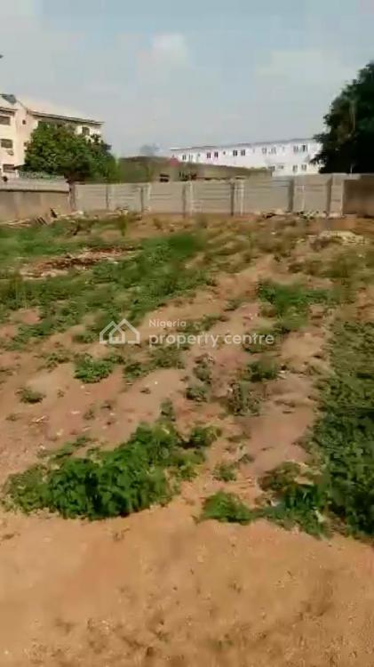 4000sqm Residential Plot, Life Camp, Abuja, Residential Land for Sale