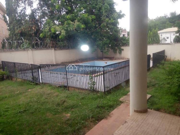 Fully Detached 6 Bedroom  Duplex, Maitama District, Abuja, Detached Duplex for Rent