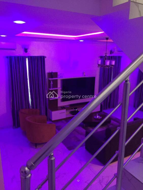 4 Bedrooms Duplex, Ikota, Lekki, Lagos, Terraced Duplex Short Let