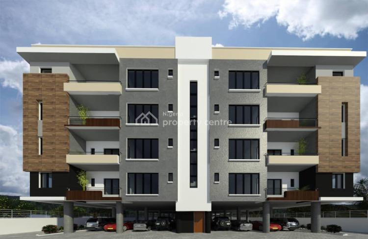 Luxury 3 Bed Maisonette Apartments, Off Akerele Street, Surulere, Lagos, Flat / Apartment for Sale