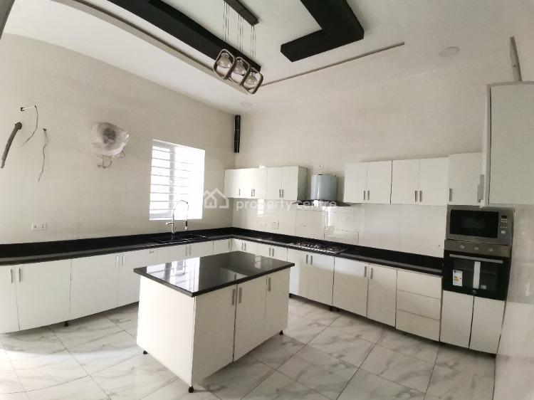 Serviced & Beautifully Finished 4 Bedroom Terrace Duplex with Bq, Gated Mini Estate, Agungi, Lekki, Lagos, Terraced Duplex for Sale