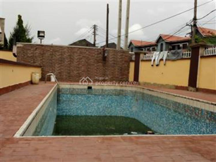 Service 3 Bedrooms Flat with Bq, Parkview, Ikoyi, Lagos, Flat / Apartment for Sale