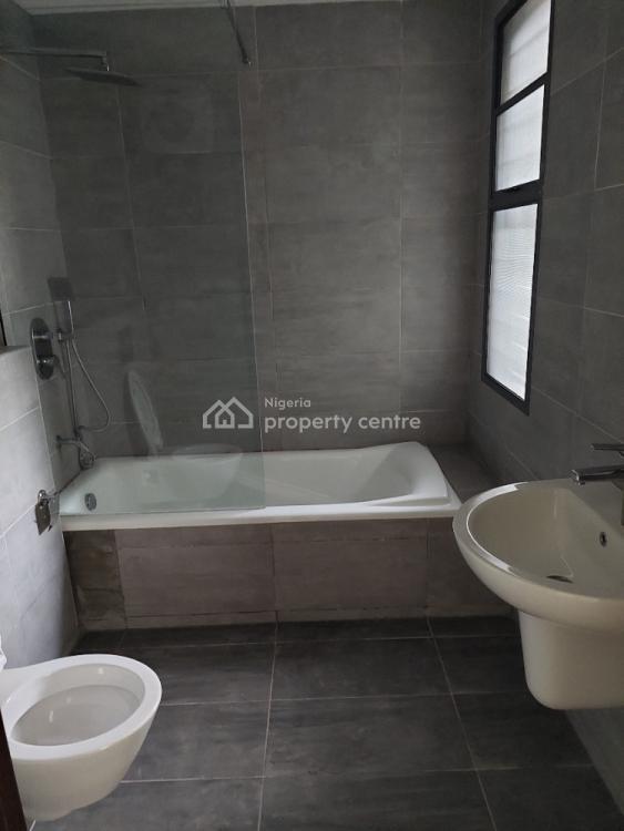 Luxury 3 Bedroom Terrace with a Bq, Atlantic View Estate, Lekki, Lagos, Terraced Duplex for Sale