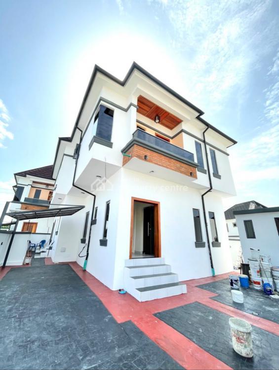 Luxury 4 Bedroom Fully Detached Duplex, Thomas Estate, Ajah, Lagos, Detached Duplex for Sale