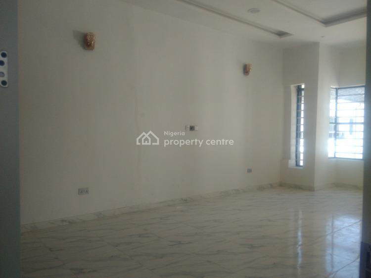 Luxury 4 Bedroom Duplex with a Bq, Chevron Alternative Route, Lekki, Lagos, Semi-detached Duplex for Sale