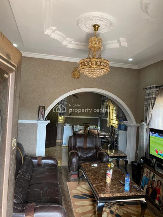 Nicely Styled 3 Bedroom Bungalow with 2 Room Bq, Lokogoma District, Abuja, Detached Bungalow for Sale
