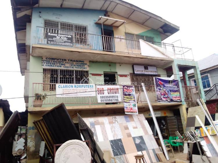 Office Plaza of 2 Storey Building with C of O, Beside Focus Plaza, Iwo Road., Ibadan, Oyo, Plaza / Complex / Mall for Sale