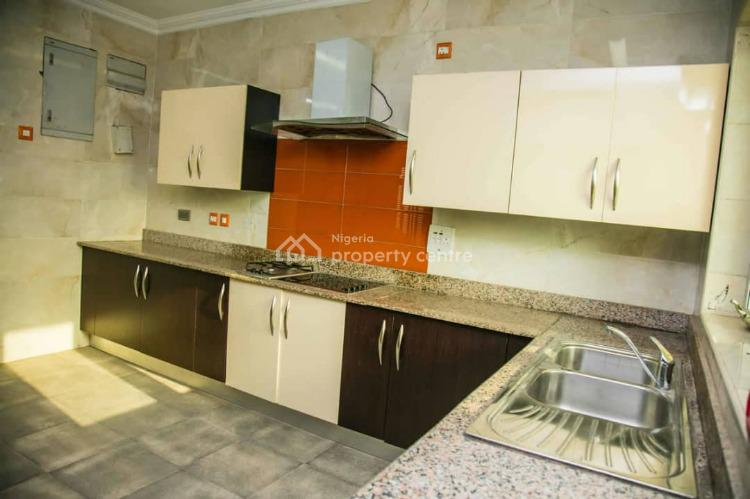 Serviced 4 Bedrooms Terrace Duplex with Pool, Banana Island Estate, Banana Island, Ikoyi, Lagos, Terraced Duplex for Rent