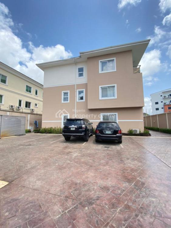 Super Luxury 5 Bedroom Terrace with Bq, Banana Island, Ikoyi, Lagos, Terraced Duplex for Rent