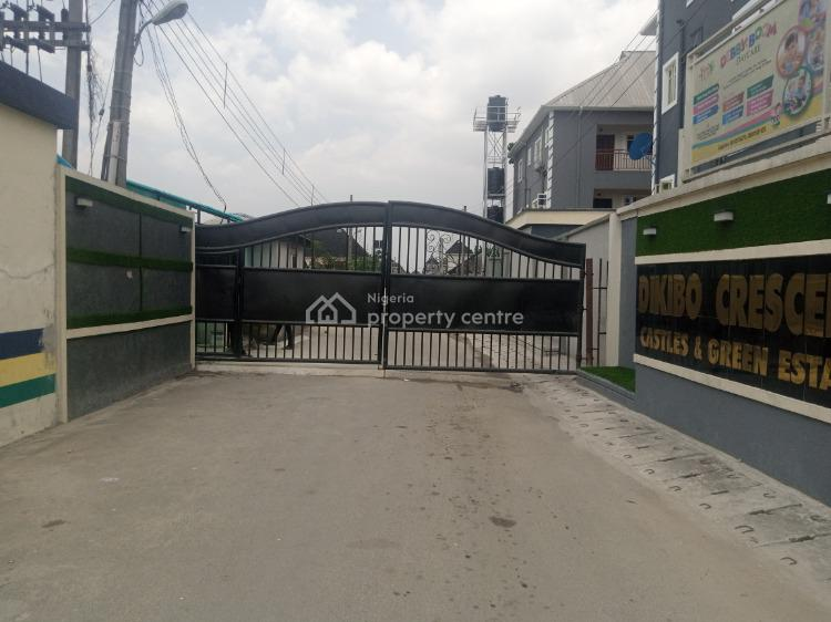3 Bedroom Flat in a Gated Estate, Eliozu Eneka Road, Eliozu, Port Harcourt, Rivers, Mini Flat for Sale