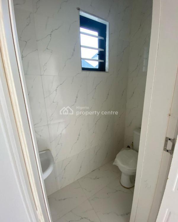 Newly Built 4 Bedrooms Terraced Duplex, Chevron, Lekki, Lagos, Terraced Duplex for Rent