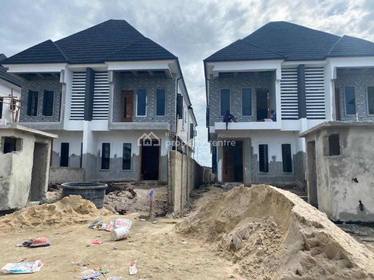 4 Contemporary Duplex with Bq, Orchid Road, Lekki Phase 1, Lekki, Lagos, House for Sale