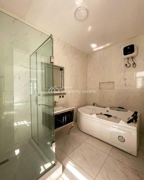 Newly Built 4 Bedrooms Semi Detached Duplex with a Bq, 2nd Tollgate, Lekki, Lagos, Semi-detached Duplex for Sale