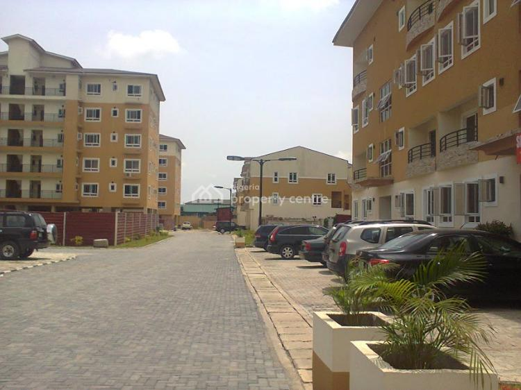 a Lovely 4 Bedroom Terrace House with Bq, Jacob Mews Estate, Apapa, Lagos, Terraced Duplex for Sale
