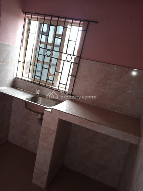 Decent One Room Self Contained Flat, Atiku Street, Soluyi, Gbagada, Lagos, Self Contained (single Rooms) for Rent
