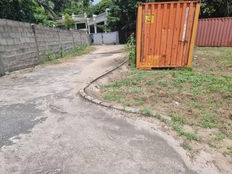 Plot Measuring 6,600 Square Meters, Prime Ikoyi Crescent, Ikoyi, Lagos, Residential Land for Sale