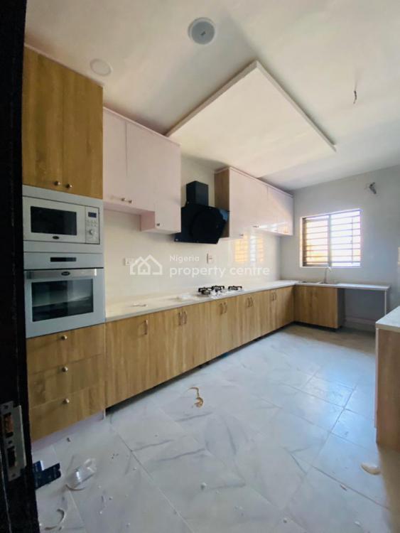 4 Bedroom Semi Detached Duplex with a Room Bq, Ikota Gra, Ikota, Lekki, Lagos, Semi-detached Duplex for Rent