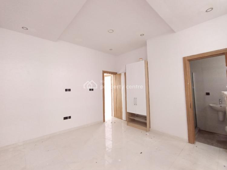 Newly Built Spacious 4 Bedrooms Semi Detached Duplex with a Room Bq, Lekki Phase 1, Lekki, Lagos, Semi-detached Duplex for Sale