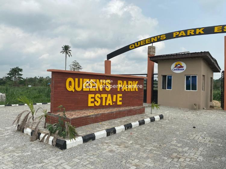 Plots of Land, Queens Park Estate, Off Lagos-abeokuta Expressway, Mowe Ofada, Ogun, Mixed-use Land for Sale