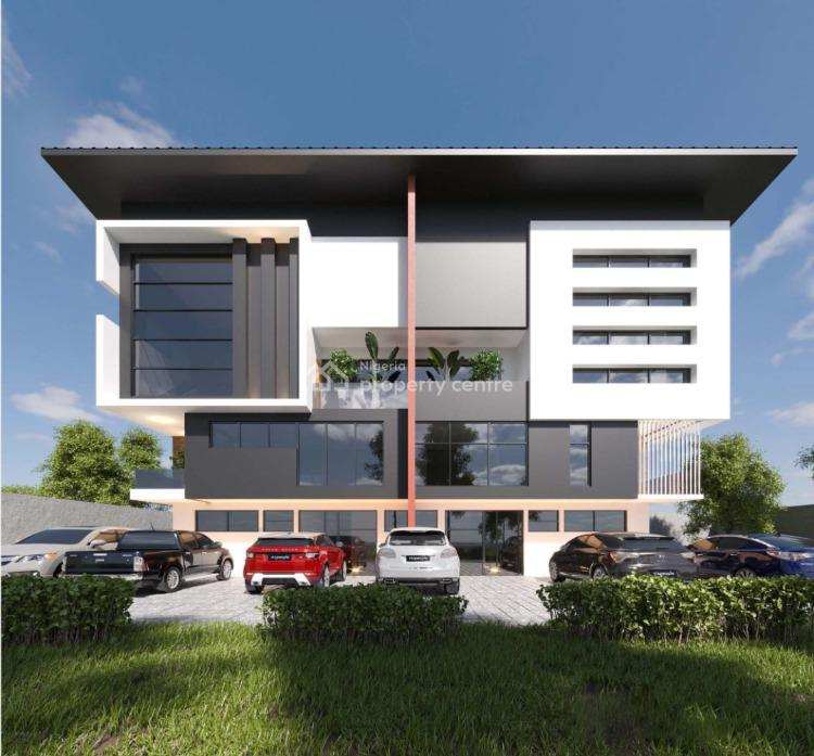 Off Plan Development: 4 Bedroom Terrace, Old Ikoyi, Ikoyi, Lagos, Terraced Duplex for Sale
