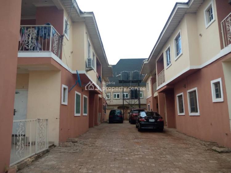 Well Built 2 Blocks of 8 No 3 Bedroom Flats with Excellent Facilities, Core Area, Gra, Okpanam Road, Asaba, Delta, Block of Flats for Sale