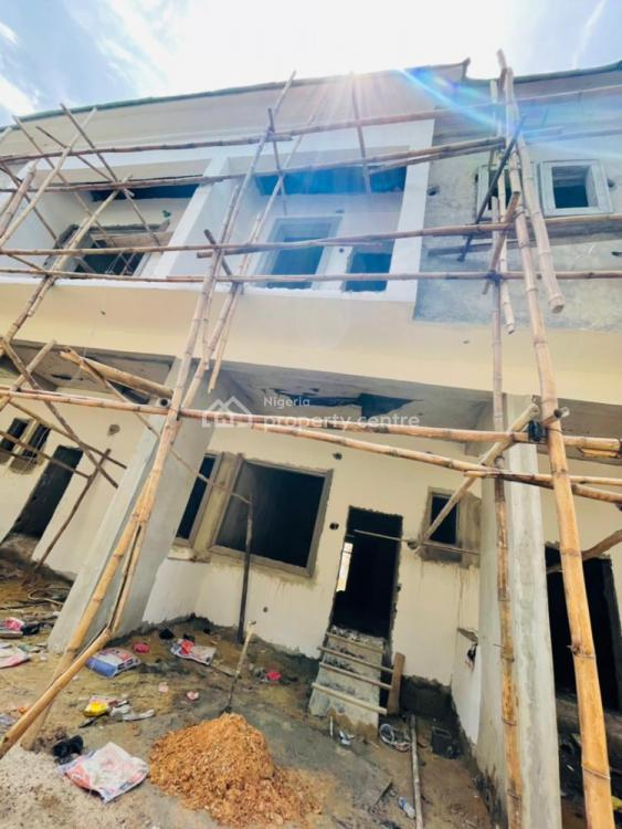 Fantastically Finished Four Bedrooms Terraced Duplex, Harris Drive, Vgc, Lekki, Lagos, Terraced Duplex for Sale