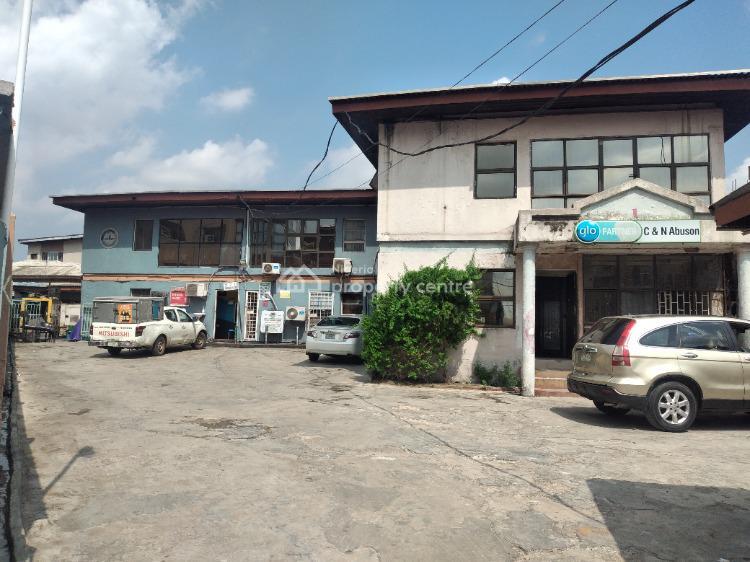 2 Numbers of 5 Bedroom Bungalow & 4 Bedroom Duplex, Allen Avenue, Ikeja, Lagos, Hotel / Guest House for Sale